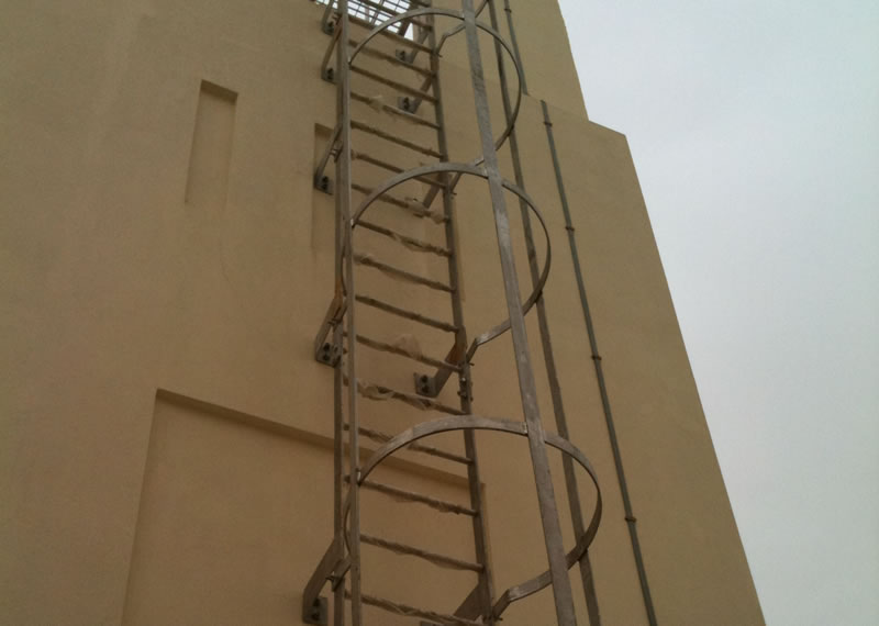 Stainless Steel Access Ladders